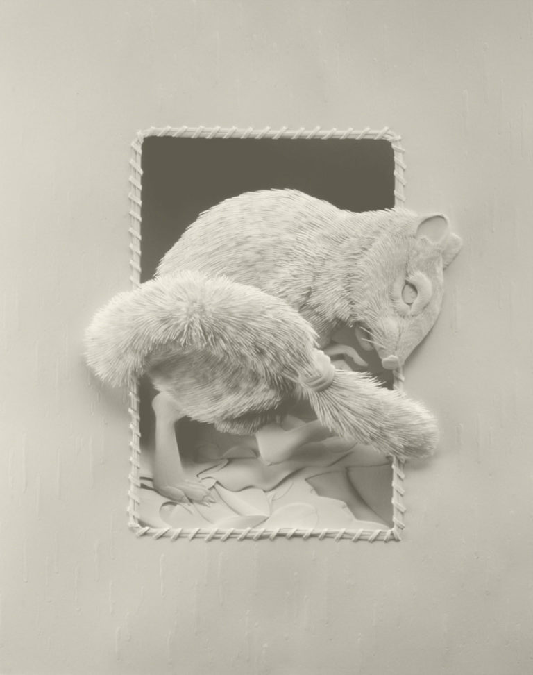 Calvin-Nicholls-Books-Paper-Sculpture-series-12