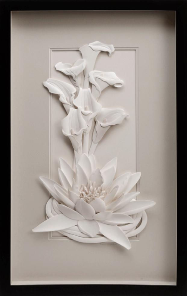 Calvin-Nicholls-Collector-M-Lilies-frame