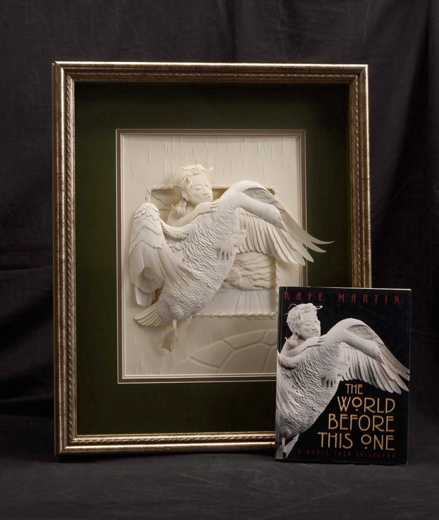 Calvin-Nicholls-Paper-Sculpture-WB4Mother