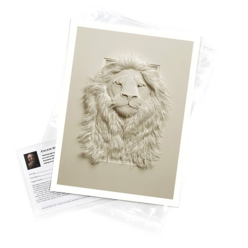Lion – Limited Edition Art Print