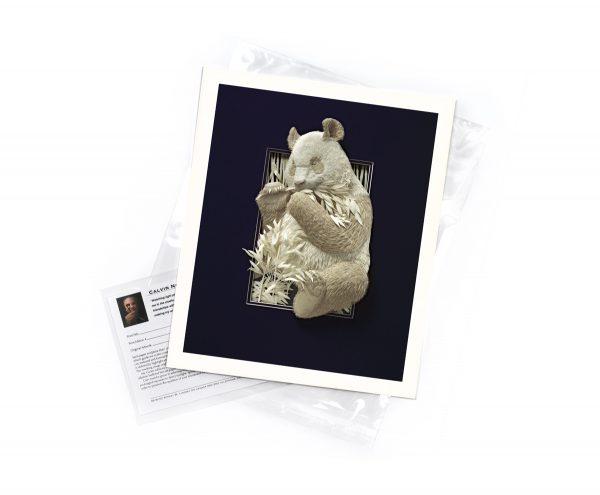Calvin-Nicholls-print-Panda