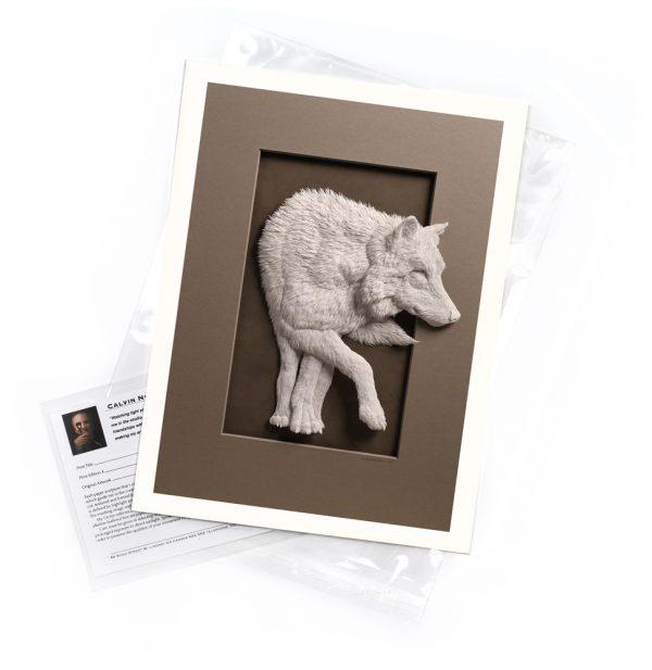 Calvin-Nicholls-print-Wolf